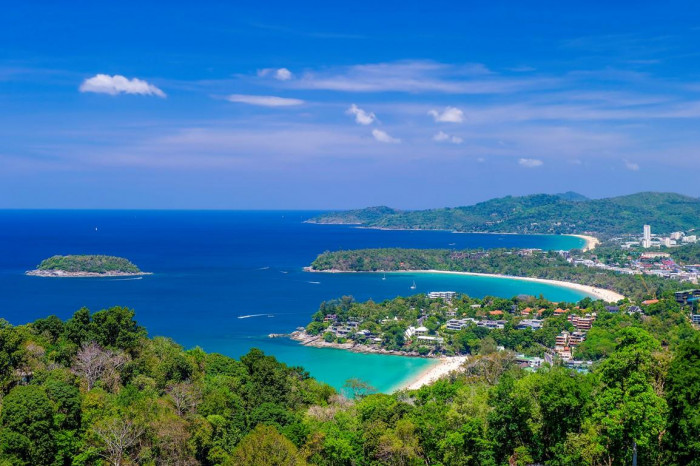 Phuket resort outlook healthy