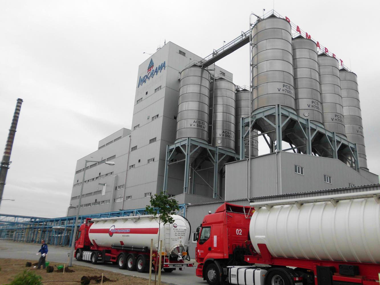 IVL is a global petrochemicals producer with a manufacturing footprint across Africa, Asia, Europe and the Americas. Mr Lohia says IVL supports the circular economy and environmental sustainability globally. *No photo credit*