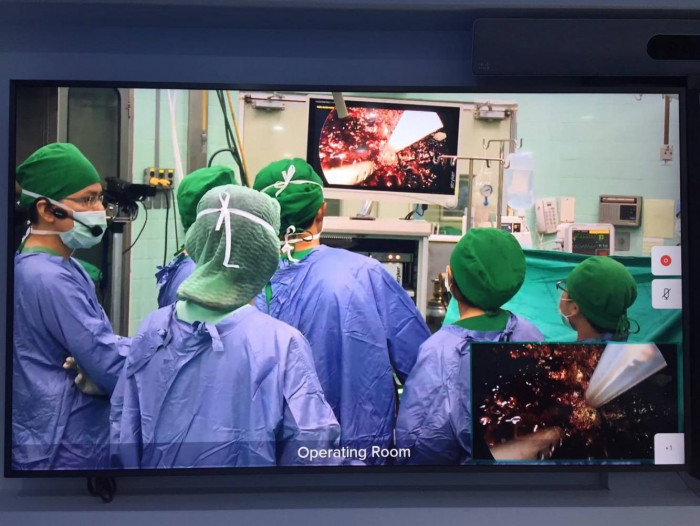 Chiang Mai adds futuristic medical tools
