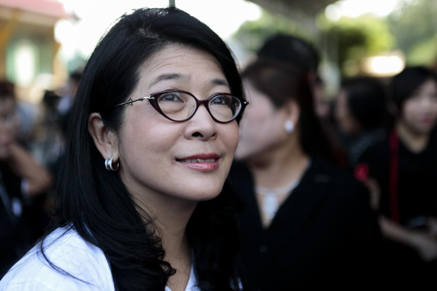 Sudarat: Focusing on Khon Kaen fight