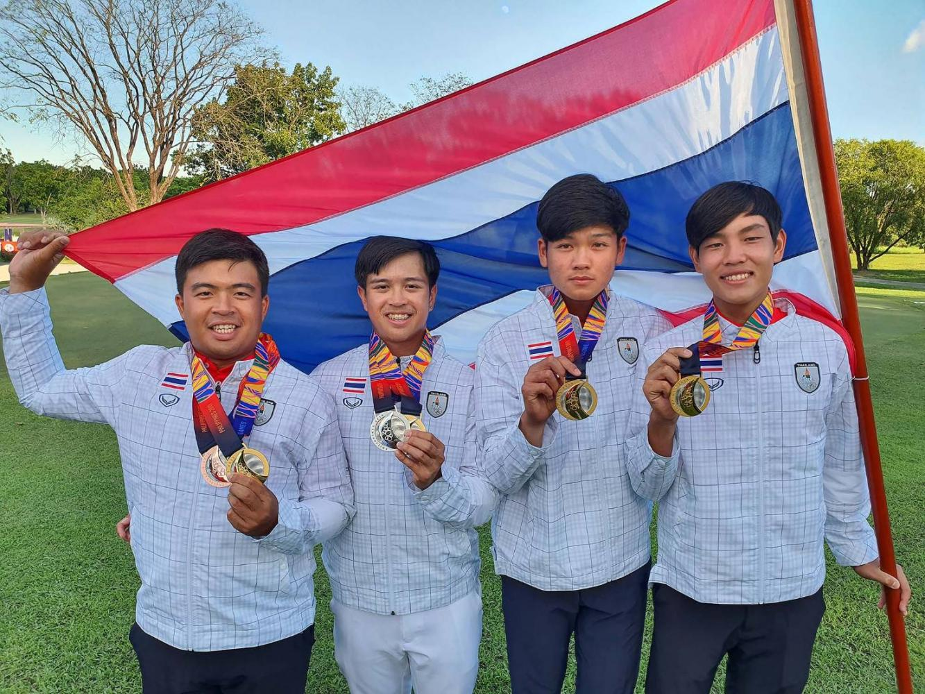 SEA Games: PH crushes Thailand for baseball gold