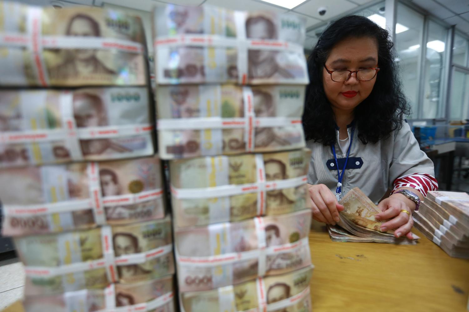 Us Dollar Fall To S Up Baht In 2020