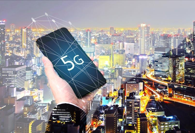 The 5G spectrum licence auction is scheduled for Feb 16.
