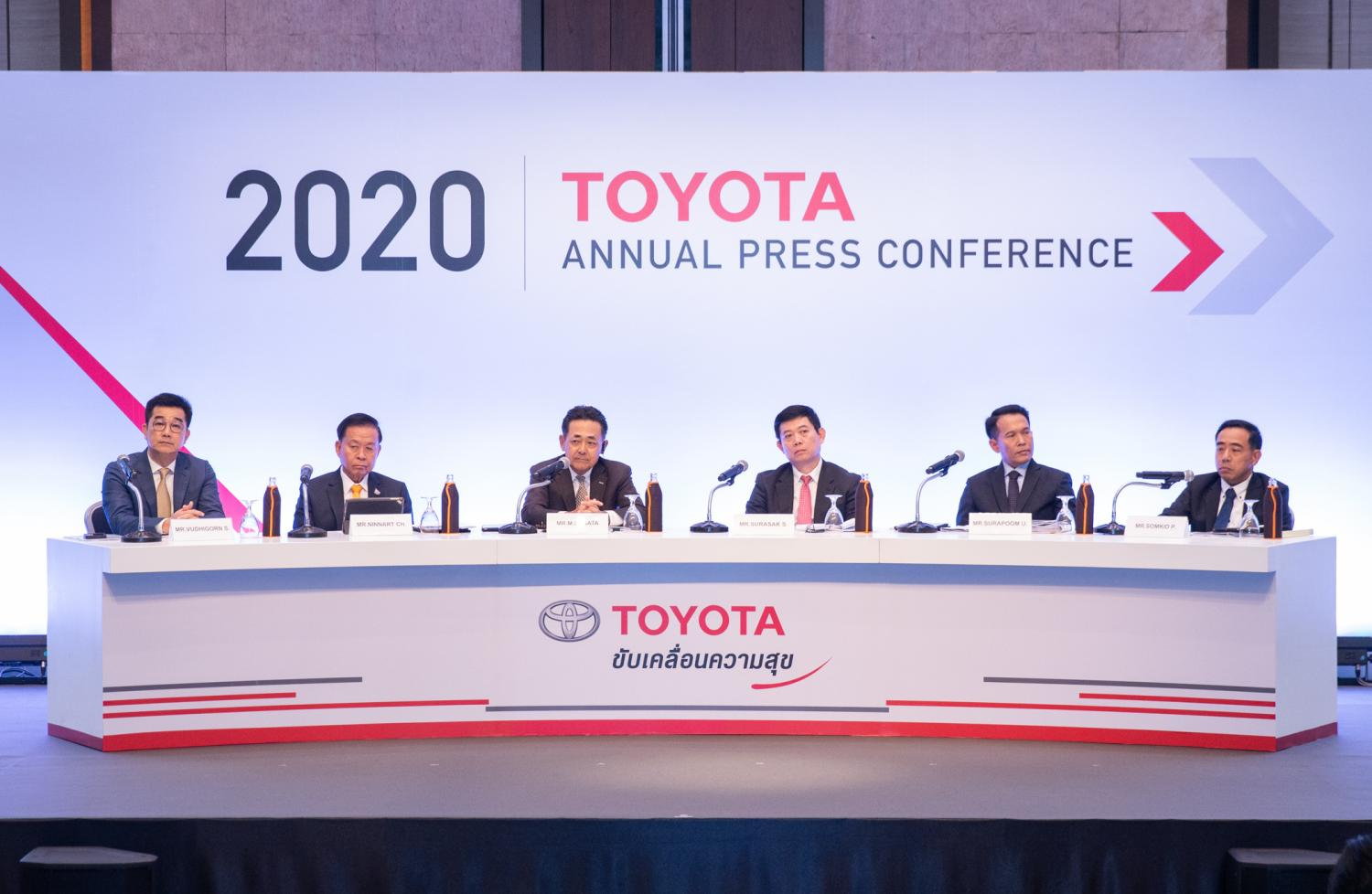 Toyota reels from strong baht but still banks on local plants