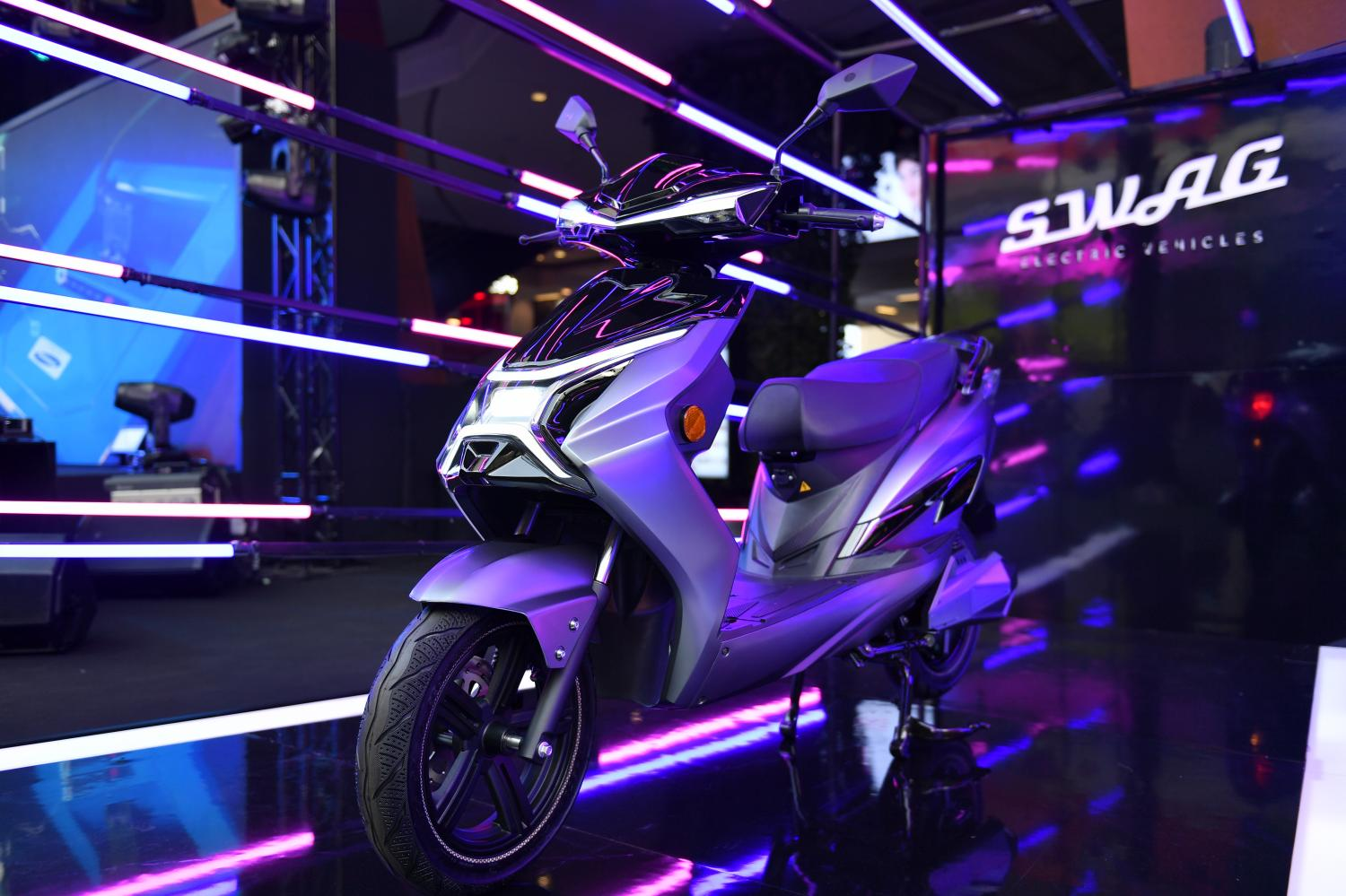 Swag EV Type X costs 65,900 baht.