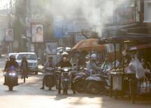 Fighting smog