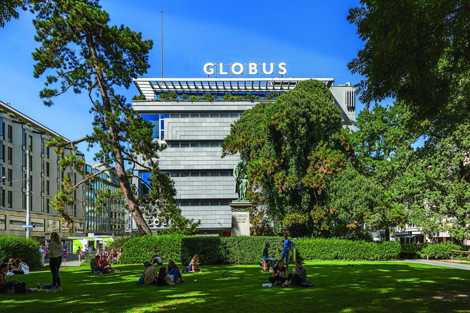 The Swiss department store Globus adds to Central's European portfolio.