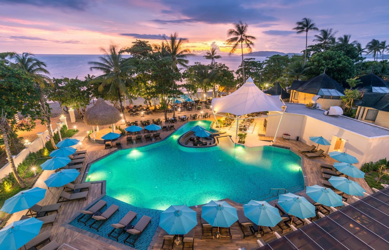 Centara Ao Nang Beach Resort & Spa Krabi, a beachfront resort, opened in October 2019.