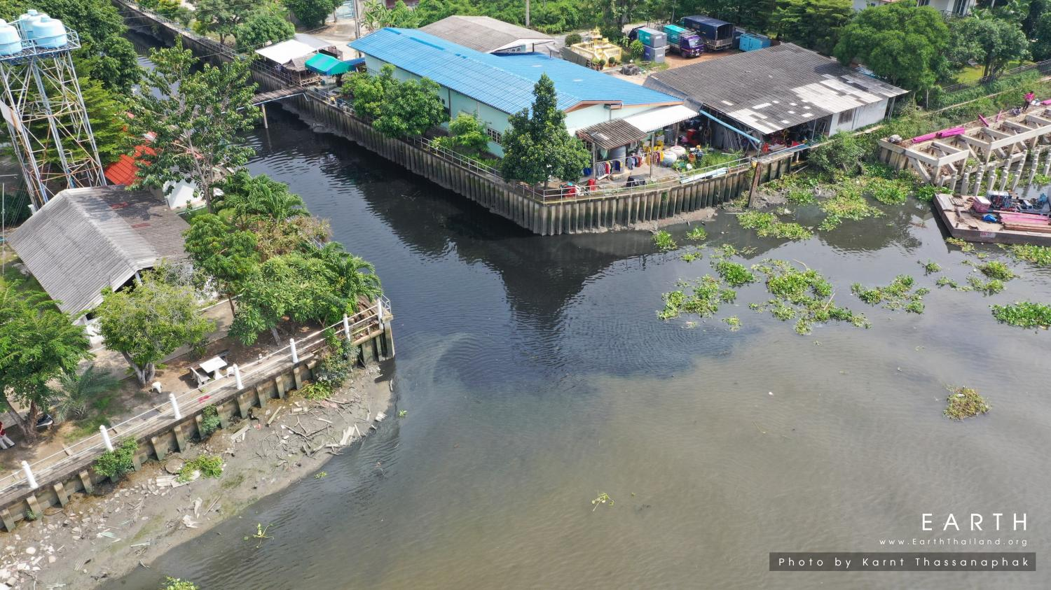 FATAL SHORE: Samut Sakhon province, a fishery and industrial centre not far from Bangkok, has been known for deadly pollution that encompasses coastal erosion, wastewater, garbage and air pollution.