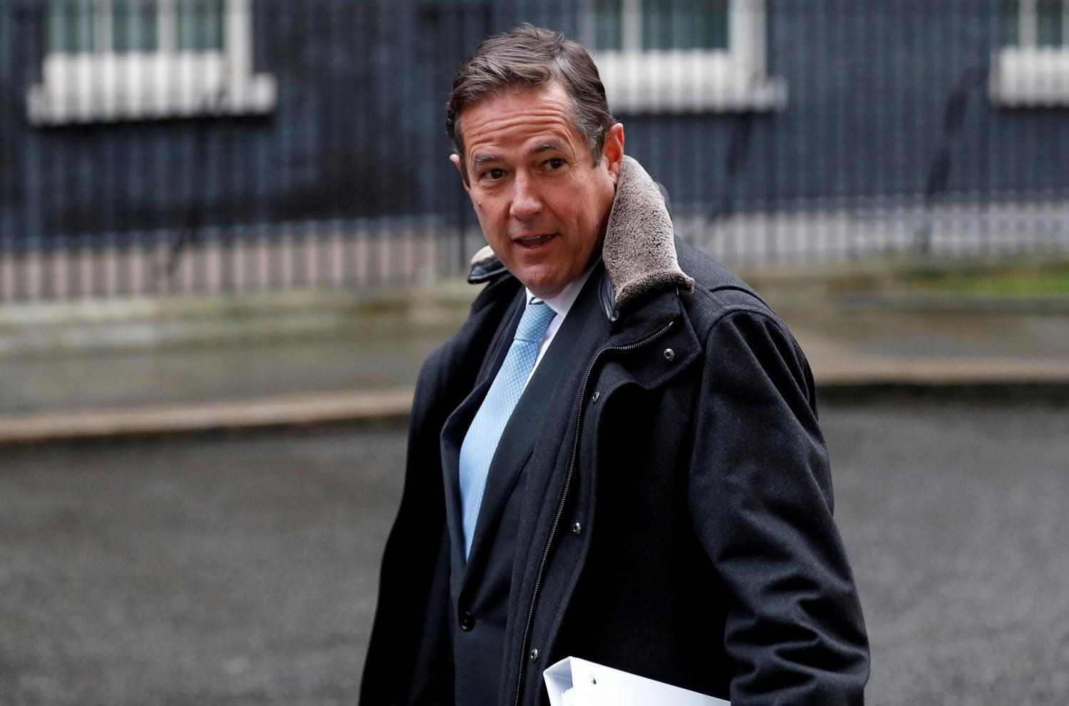 Barclays CEO under British investigation for ties to Jeffrey Epstein