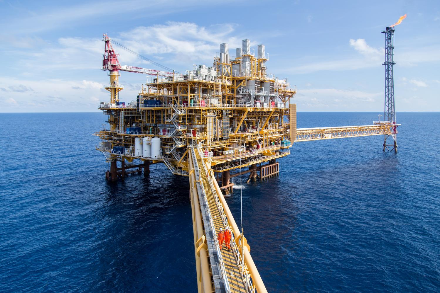 PTTEP's exploration activities this year have tripled from six gas blocks the previous year.
