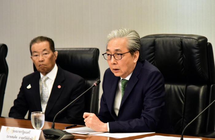 Japan keeps CPTPP bid at the fore