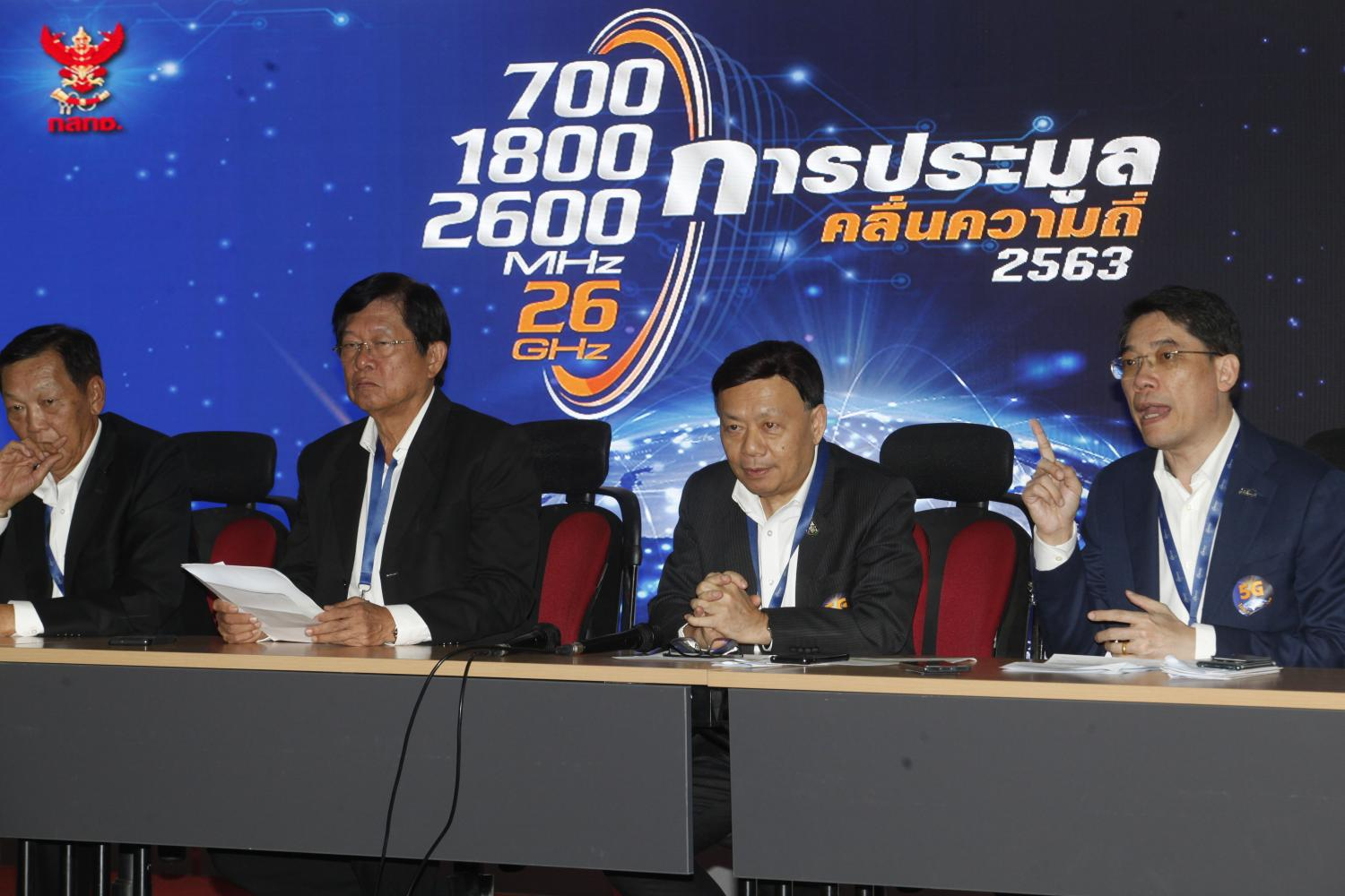 Takorn (second right): Believes he has done all he can