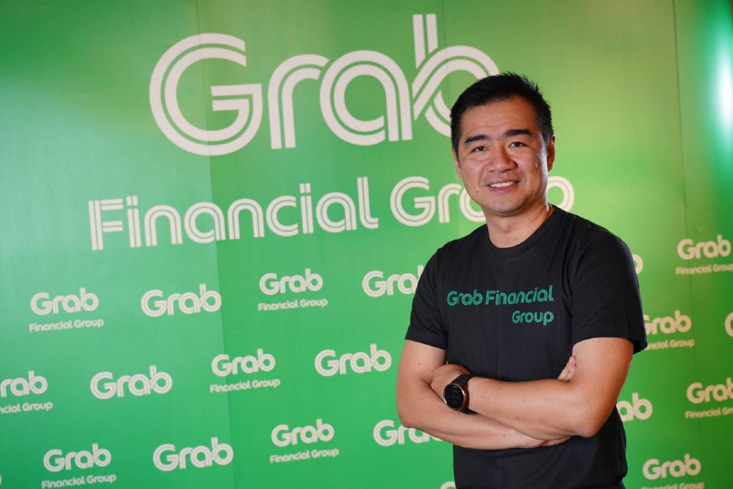 Mr Worachat says Grab Financial will rely on data analytics.