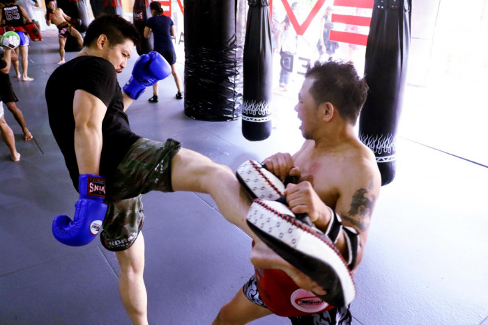 How Muay Thai changed Chatri's life forever