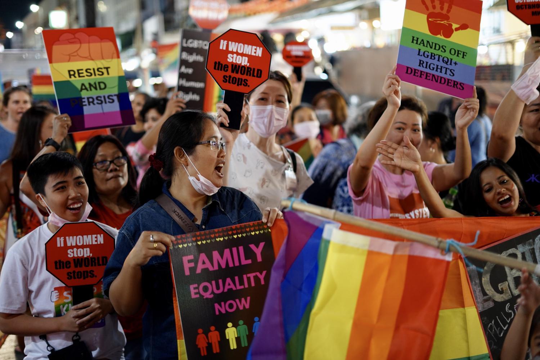 same-sex couples, Thailand, marriage