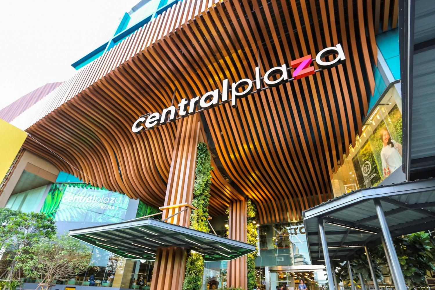 Central Plaza Rama III, one of the retail complexes under CPN. The company operates 34 shopping centres, 33 in Thailand and one in Malaysia.