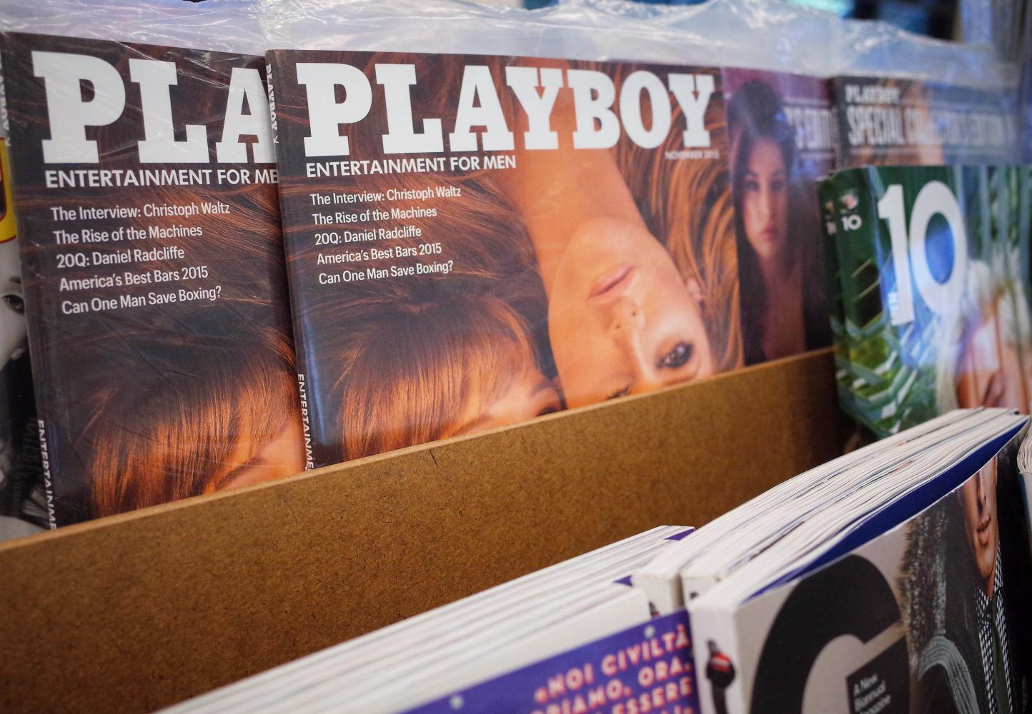 Playboy Magazine Shuts Down Print Edition Citing Coronavirus