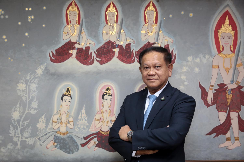 Somsak: 'Poll not on agenda'