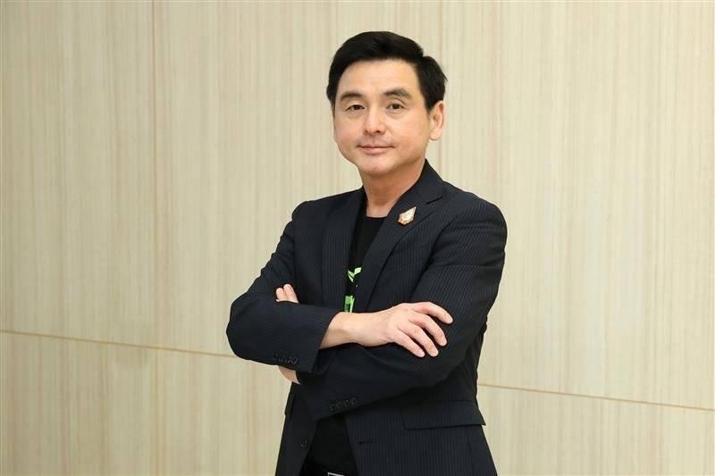 AIS chief executive Somchai Lertsutiwong says the company will begin developing the platform in early 2021.