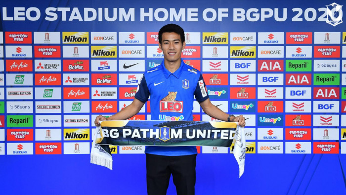 Sarach says goal is to win  titles at BG Pathum United