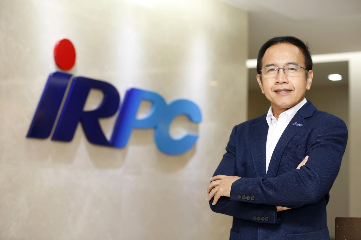 Mr Noppadol was appointed chief executive of IRPC in January 2019 after working at parent firm PTT.