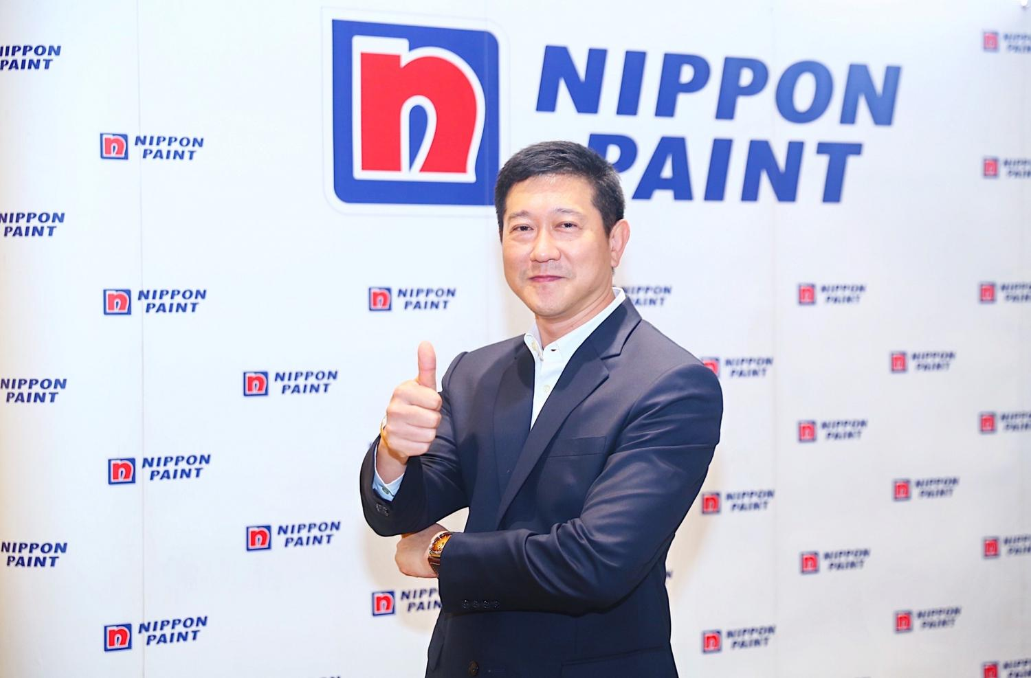 Mr Watchara says Nippon Paint will lean more on government projects starting this year.