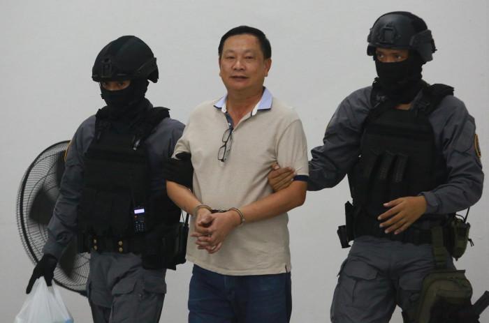 CSD investigates Banyin kidnapping jailbreak plot
