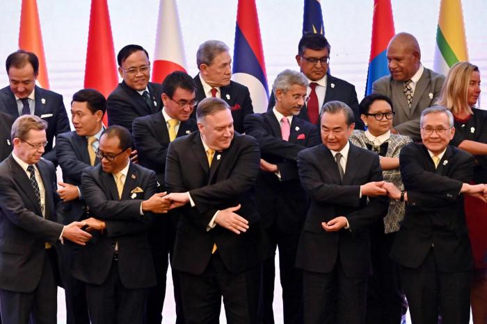 Navigating a Thai path through a new cold war