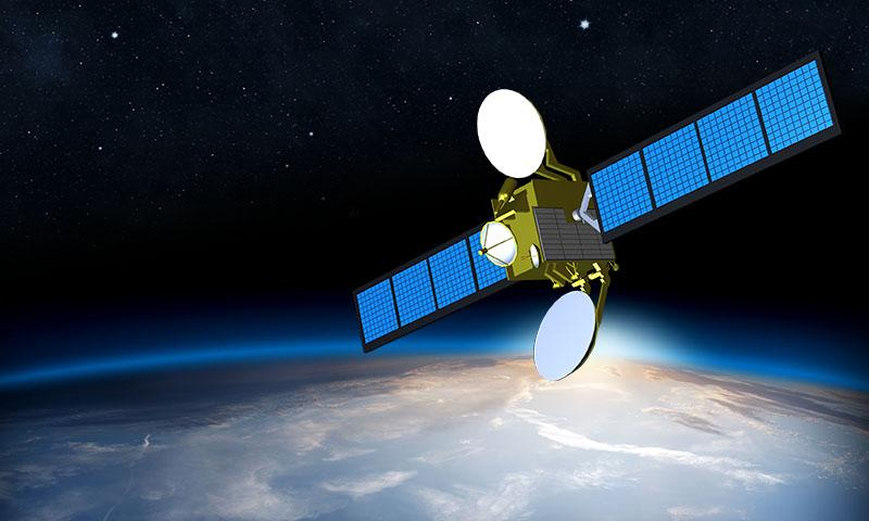The Thaicom 5 satellite is operated by the country's biggest satellite firm.