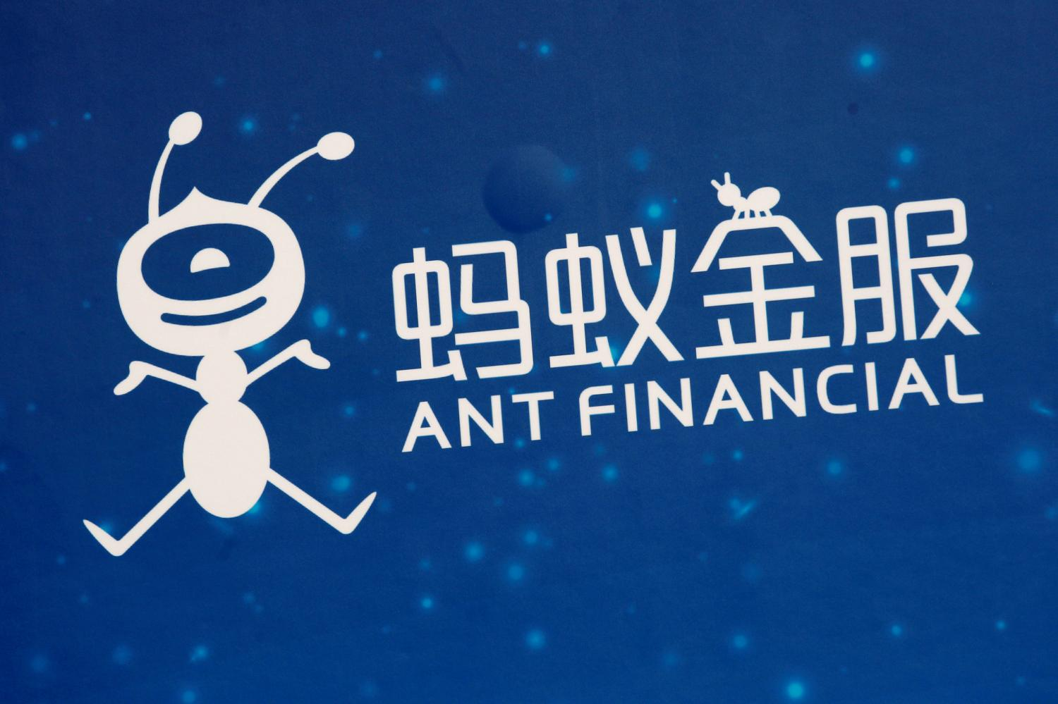 Ant is looking to broaden its horizons.(Reuters)