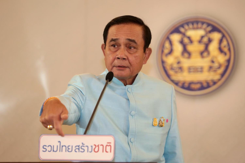 Prayut: Quells talk of purge