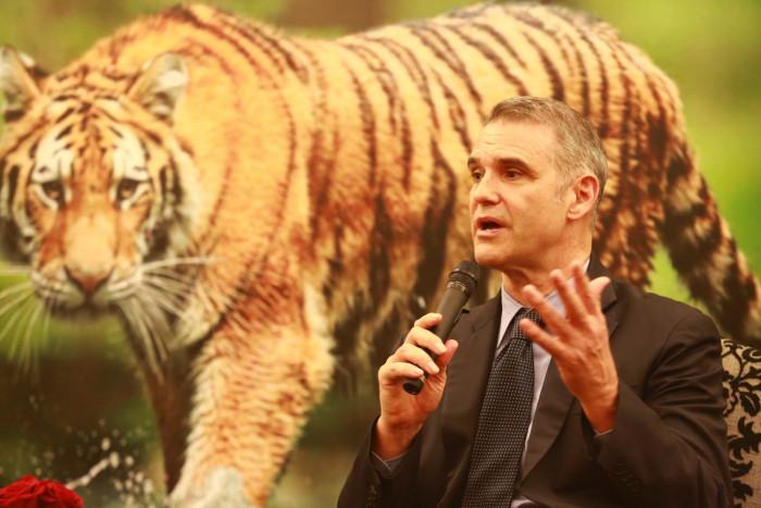 Push for total Thai ban on wildlife trade