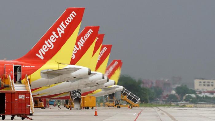 Thai Vietjet sticks to domestic tactics