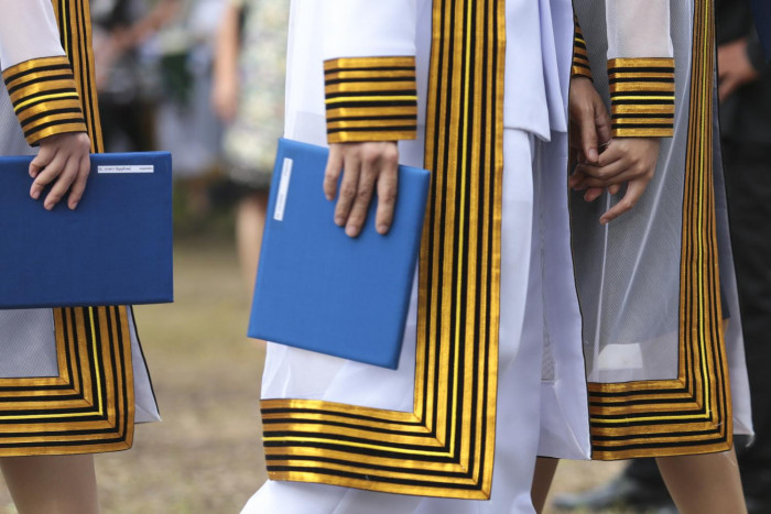 Can Thai unis attract foreign pupils?