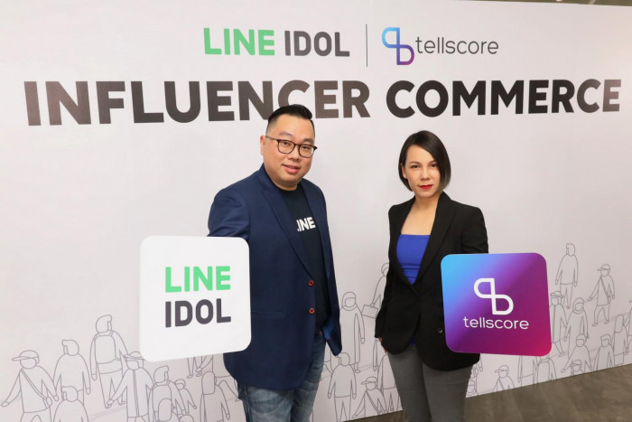 Line looks to influencer commerce