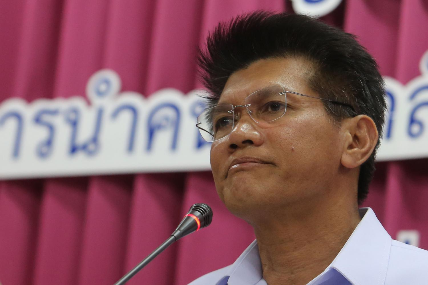 Deputy Public Health Minister Sathit Pitutecha who is also an MP for Rayong has apologised to local people and vowed to rebuild confidence and health safety in the province after an infected Covid-19 Egyptian airman was reported in the province last week.Wichan Charoenkiatpakul