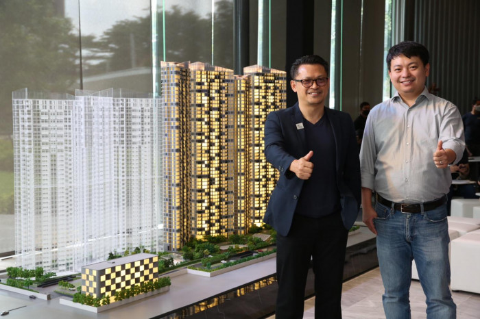 Risland lines up two new large condos