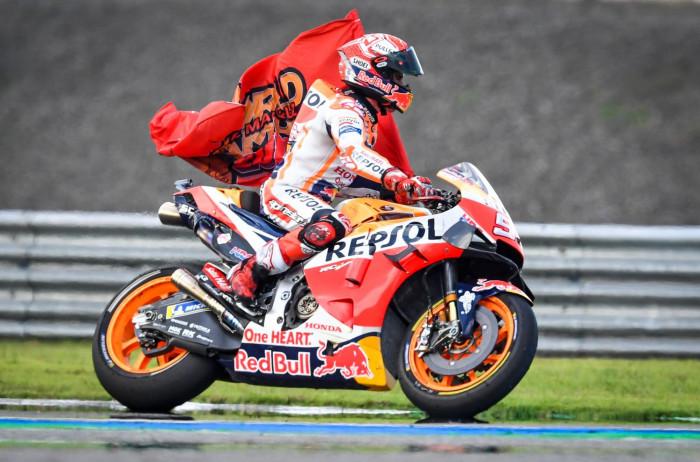 Thailand MotoGP called off