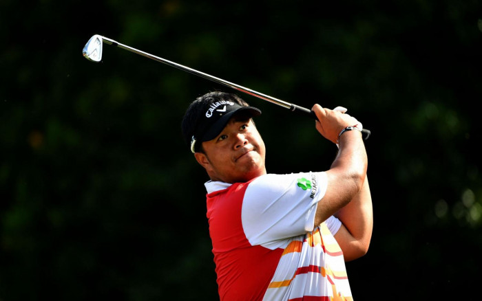 Life on tour is difficult for golfer Kiradech