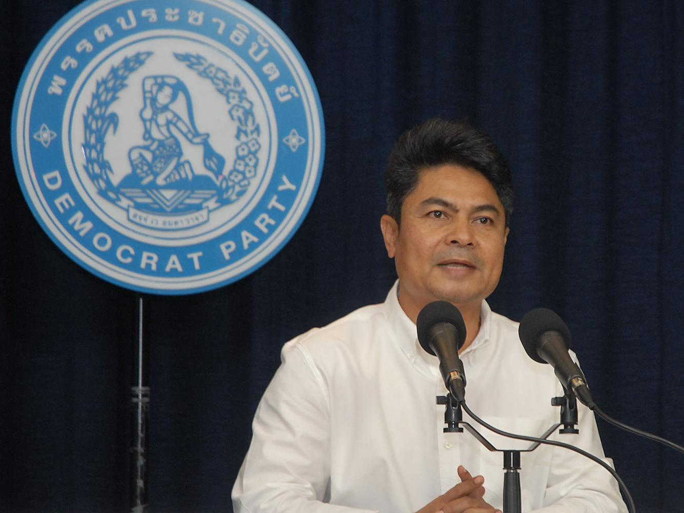 Thepthai: Urged Senate cooperation