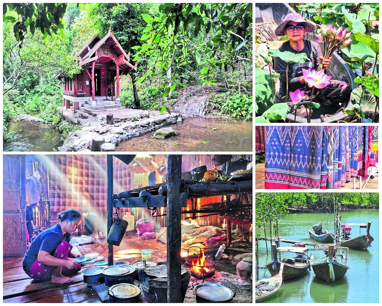 Taking tourism forward