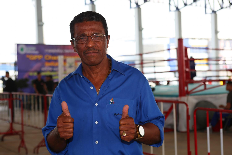 Cuban coach Juan Fontanills.
