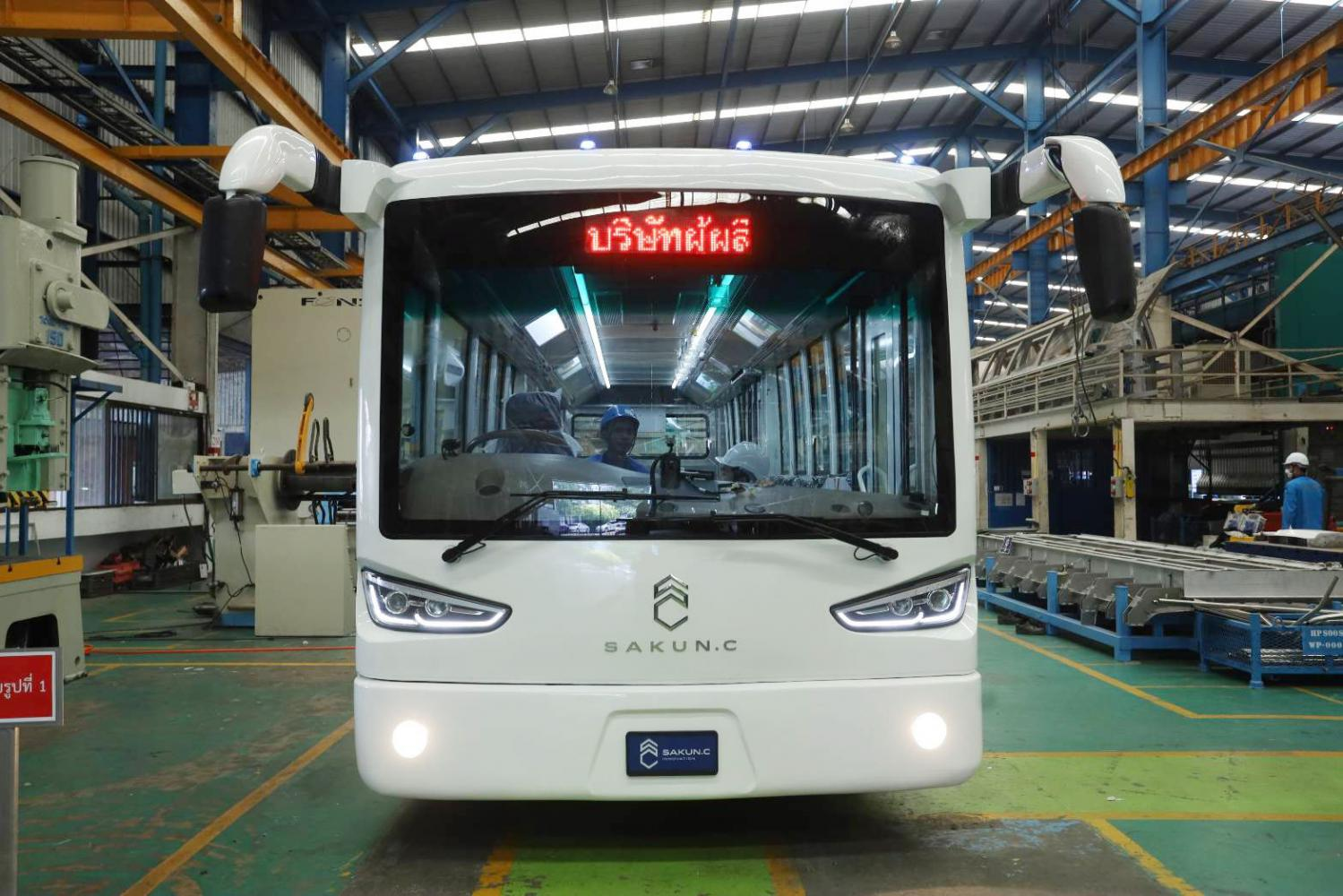 Sakun C Innovation wants to initially supply an aluminium body to BMTA as the company has a plan to upgrade its ageing buses.