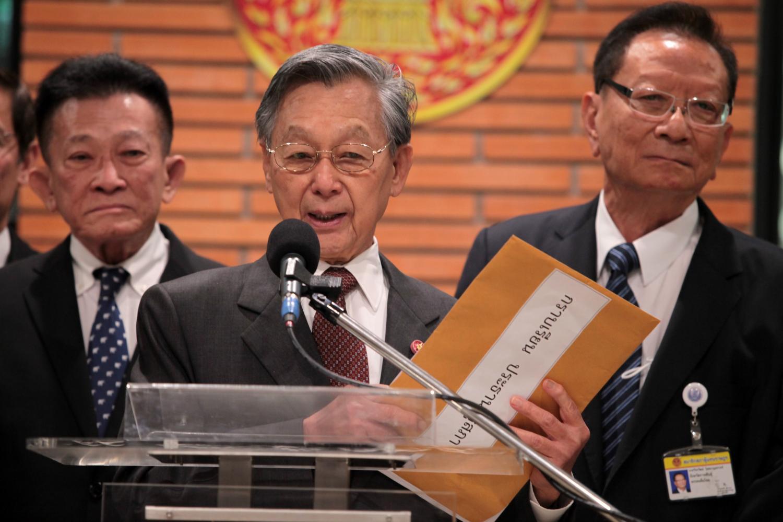Chuan: Kicks off probe