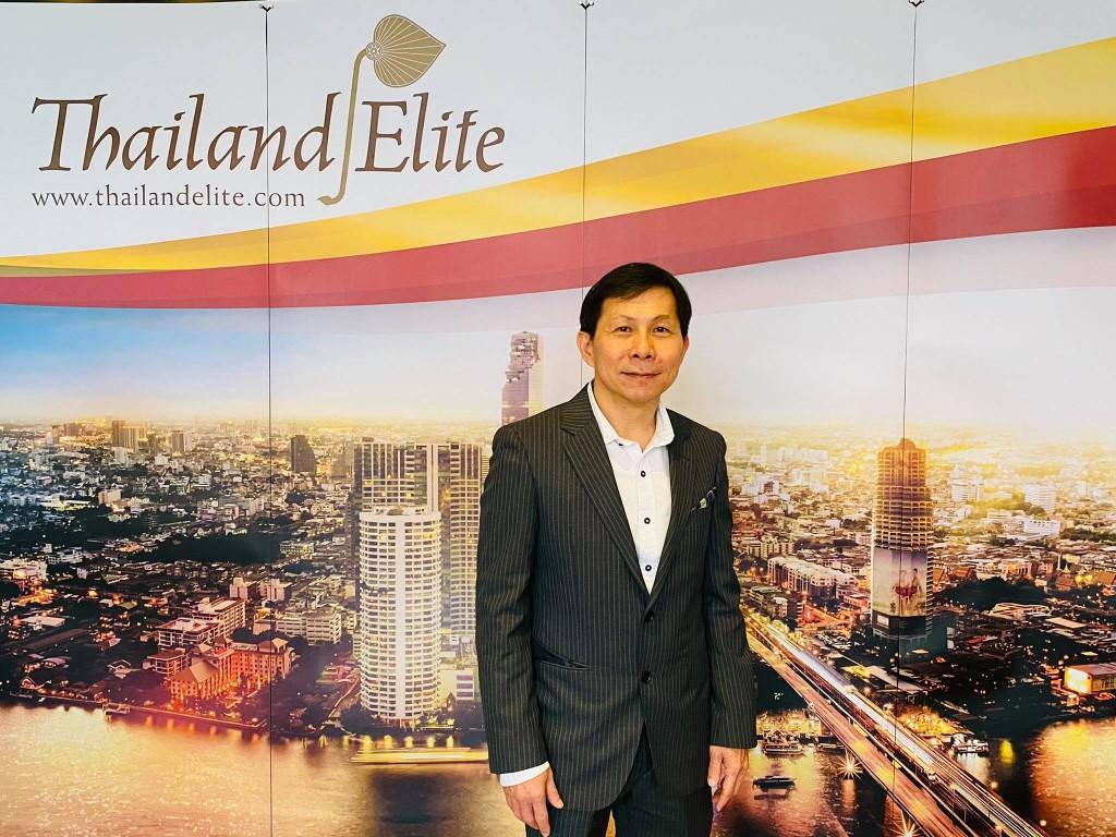 Somchai Soongswang, president of Thailand Privilege Card (TPC), the operator of Thailand Elite Card.
