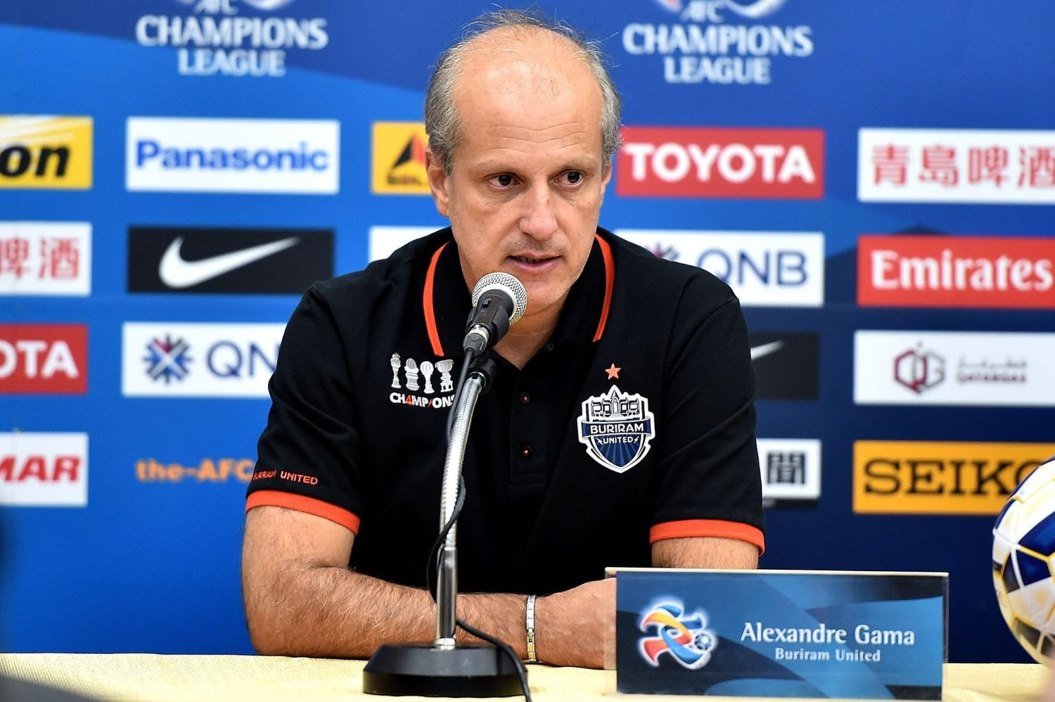 Gama confirmed as new Buriram coach