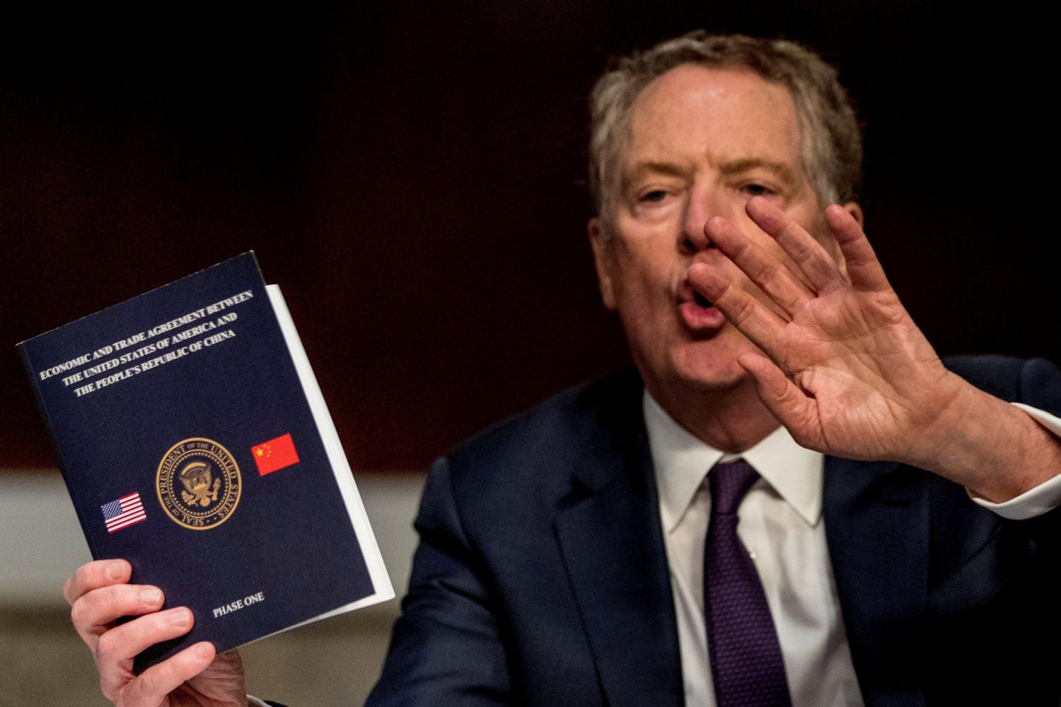 The WTO Couldn't Change China, so Robert Lighthizer Found Another Way
