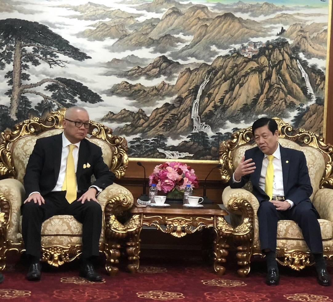Thai-Chinese firms want to expedite links