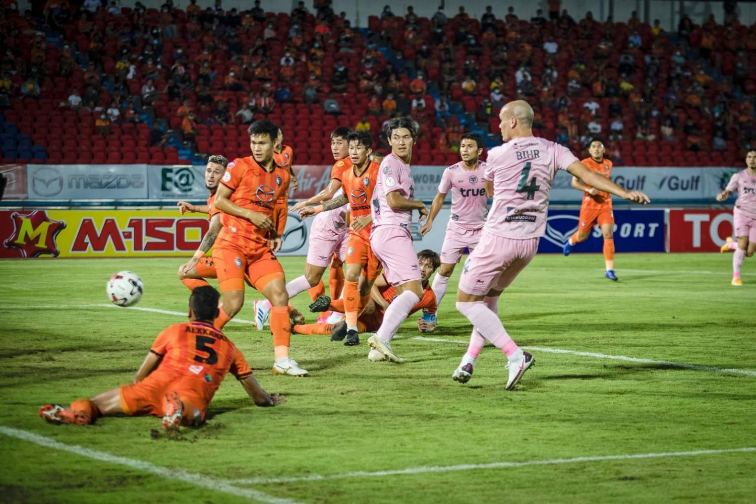 Invisibile kicks off Bangkok United stint with draw